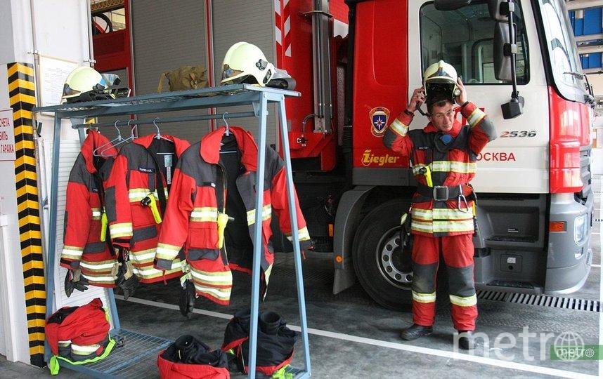 В Германии своё мастерство покажут и в тушении пожара. Фото Василий Кузьмичёнок