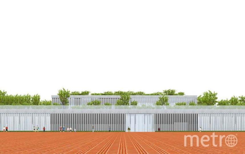 """Проект. Фото бюро """"Меганом"""", предоставлено пресс-службой Москомархитектуры, """"Metro"""""""
