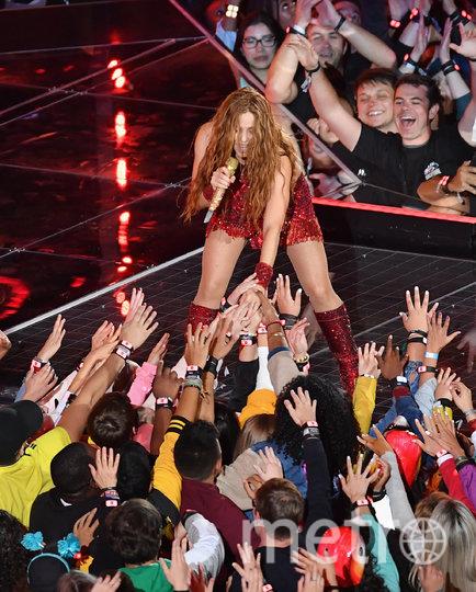 Шакира на Супербоуле-2020. Фото AFP