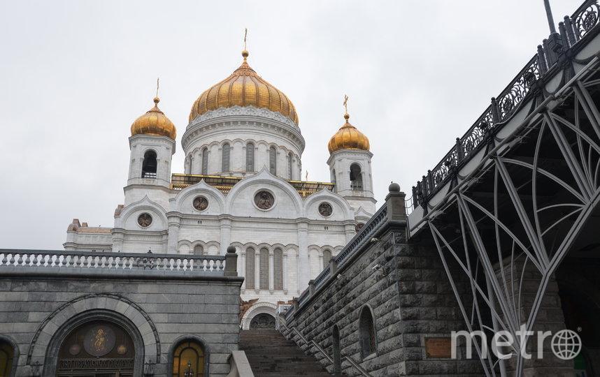 Храм Христа Спасителя, архив. Фото Василий Кузьмичёнок