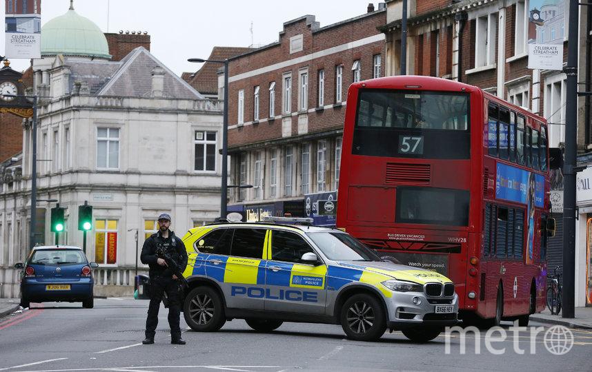 Названо имя напавшего с ножом на прохожих в Лондоне. Фото Getty