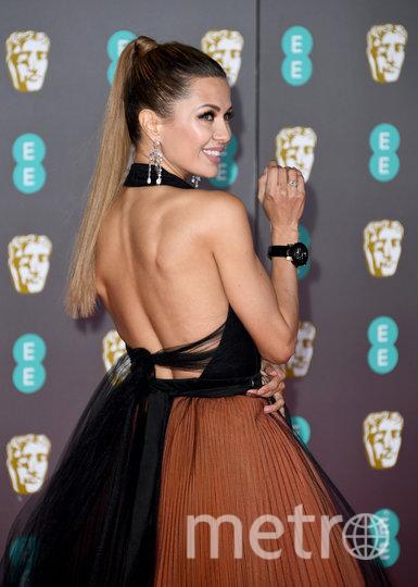 Виктория Боня на BAFTA 2020. Фото Getty