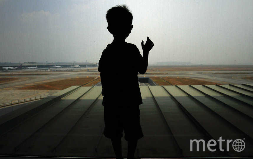"""Житель Комсомольска-на-Амуре бросил в столичном аэропорту """"Шереметьево"""" двух сыновей. Архивное фото. Фото Getty"""