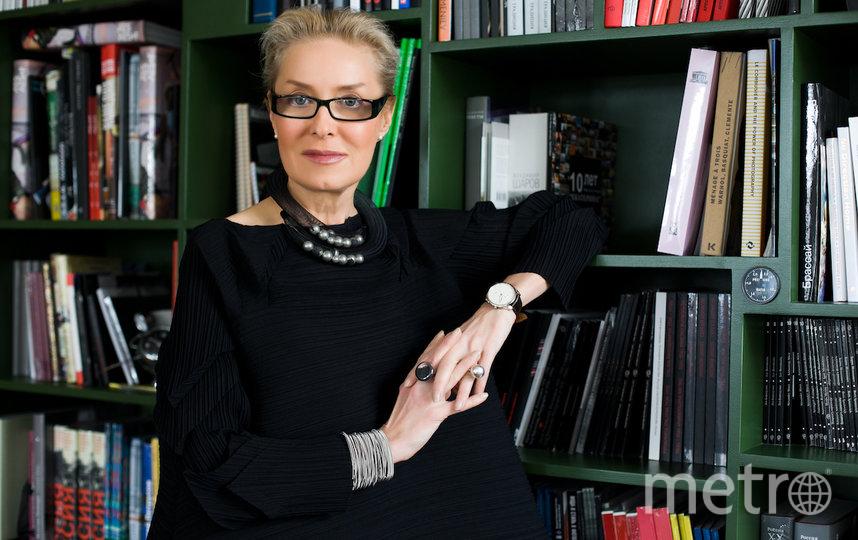 Ольга Свиблова. Фото Предоставлено организаторами
