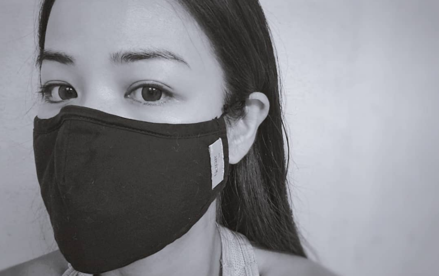 Флэшмоб #maskchallenge в социальных сетях набирает обороты. Фото instagram @jel_lam
