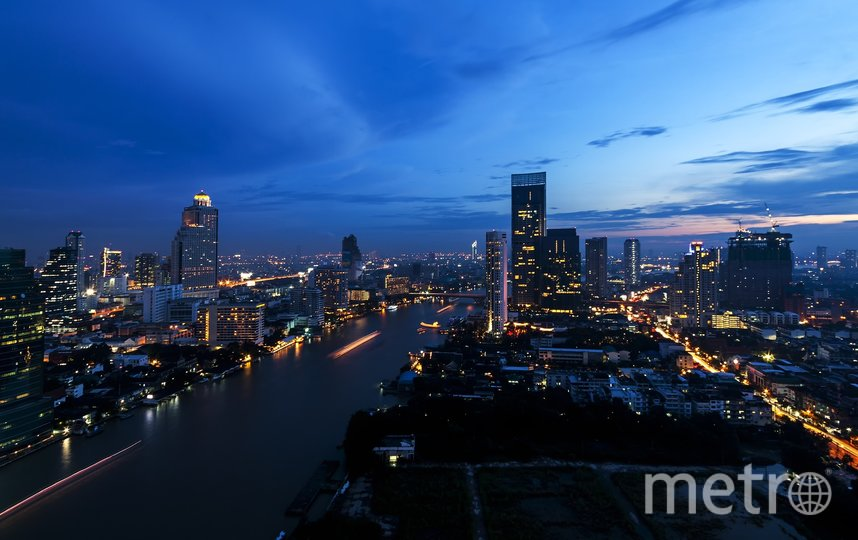 Бангкок. Фото pixabay