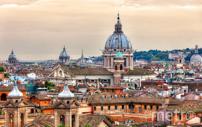 Рим. Фото pixabay