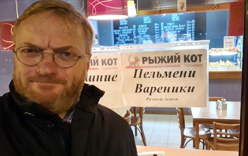 Виталий Милонов отказался от выпечки. Фото Скриншот Instagram: @villemilonov