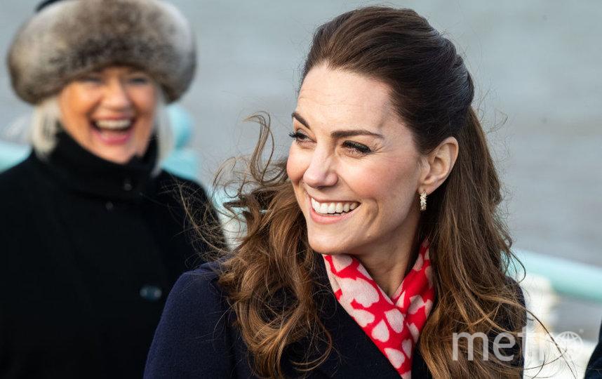 Герцог и Герцогиня Кембриджские посетили Южный Уэльс. Фото Getty