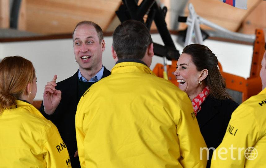 Пара пообщалась со спасателями. Фото Getty