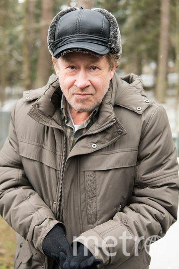 Юрий Ицков, фотоархив.