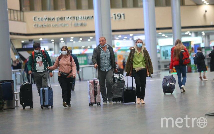 С 31 января все рейсы в Китай перенесены в терминал F. Фото Василий Кузьмичёнок