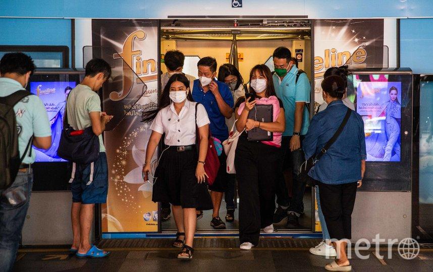 Число инфицированных пневмонией в Китае превысило 24,3 тыс человек. Фото Getty