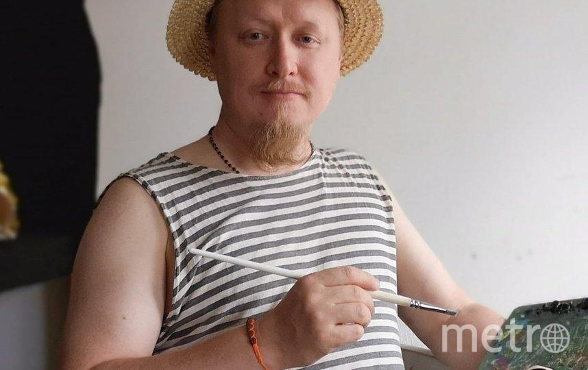 "Антон Макаров. Фото ""Metro"""