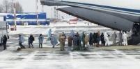 Самолёты ВКС РФ доставили в Тюменскую область эвакуированных из Китая россиян