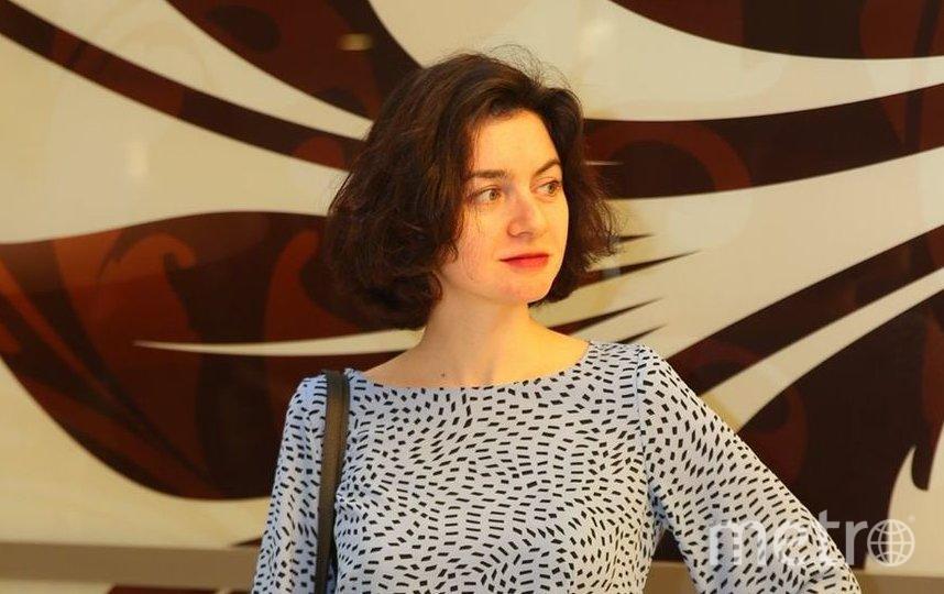 Мария Позина. Фото Василий Кузьмичёнок
