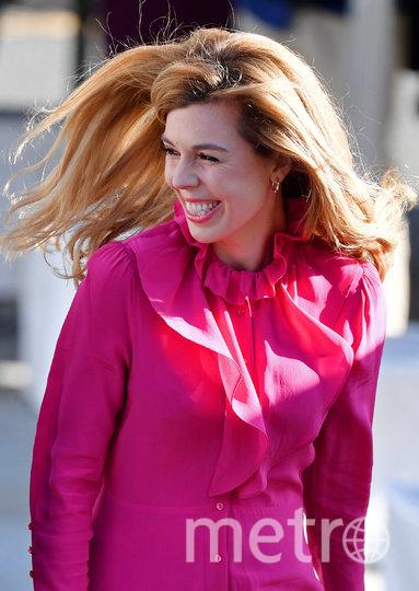 Кэрри Саймондс. Фото Getty