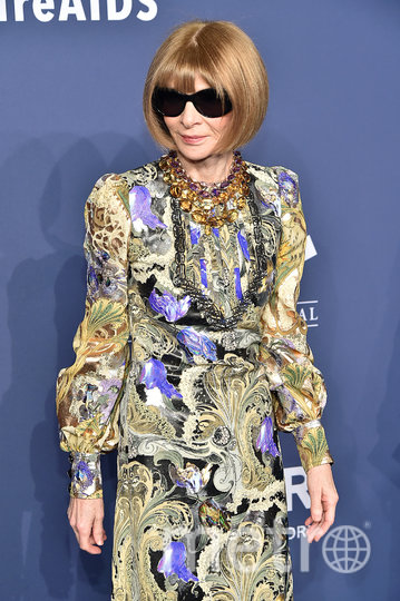 Редактор американского Vogue Анна Винтур. Фото Getty