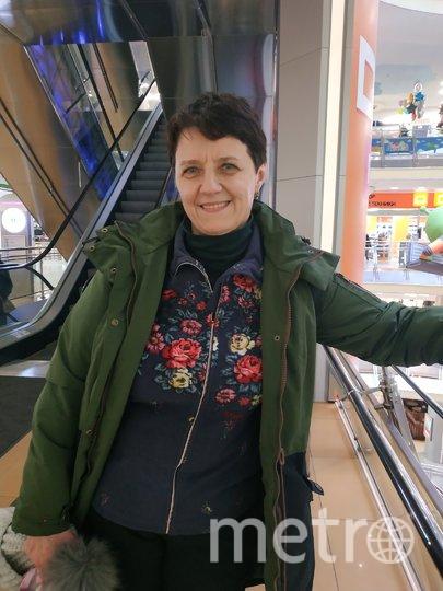 """Марина, 54 года, специалист по дизайну человека. Фото Наталья Сидоровская, """"Metro"""""""