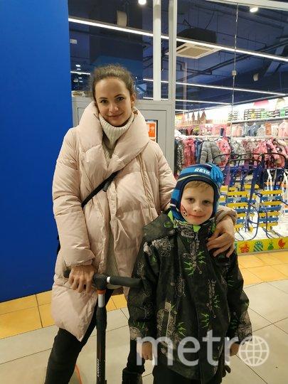 """Юлия, 34 года, экономист. Фото Наталья Сидоровская, """"Metro"""""""