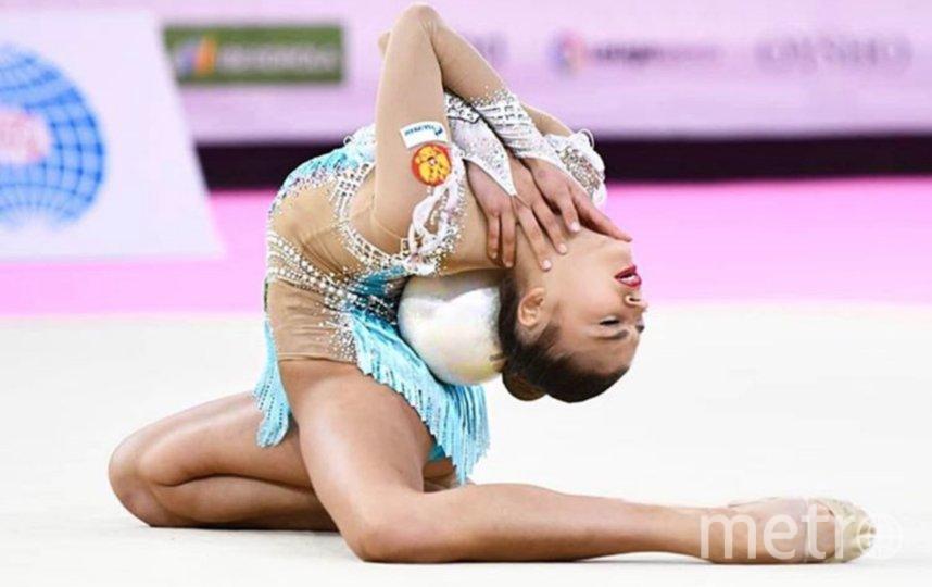 Художественная гимнастка Солдатова опровергла новости о попытке суицида. Фото Скриншот @soldy21