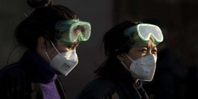 В Китае по-прежнему повышенные меры безопасности в связи с ситуацией в Ухане.