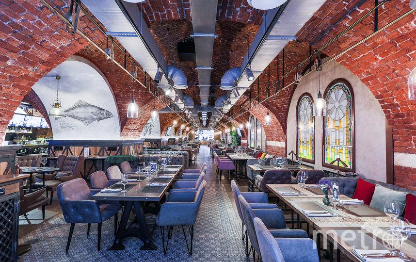 """В поисках изысканной и сытной трапезы корреспондент Metro провела инспекцию нового ресторана. Фото пресс-служба ресторана """"Рыба мечты"""""""