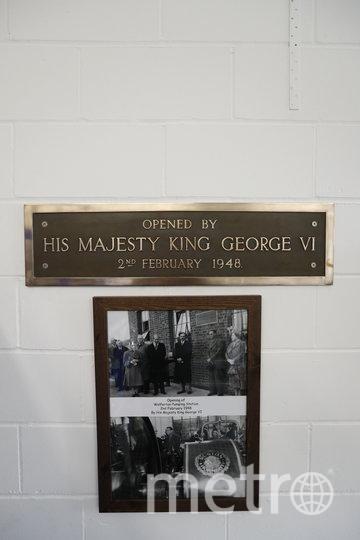 Король Георг VI открыл станцию в 1948-м году. Фото Getty