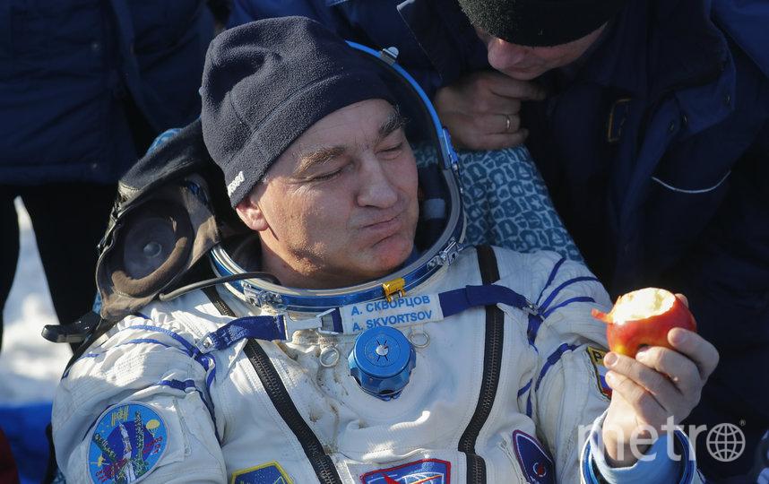 Александр Скворцов. Фото AFP