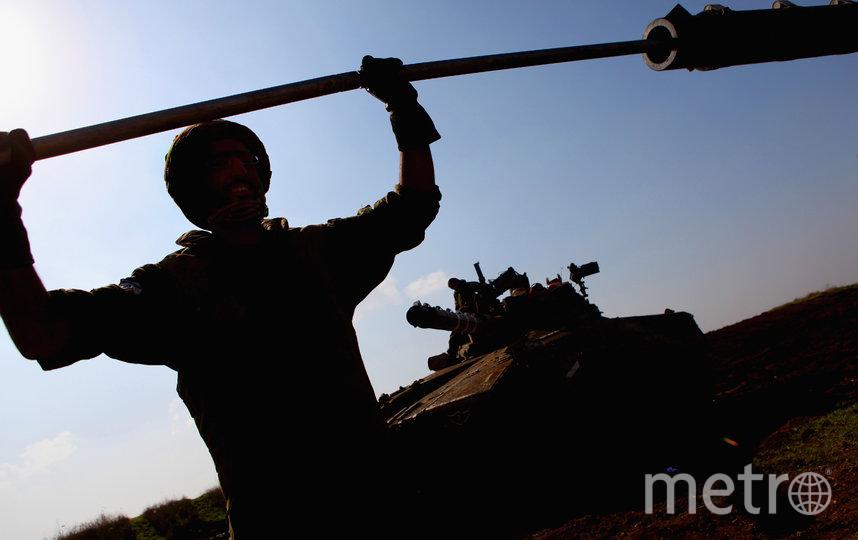 Израильская армия. Фото Getty