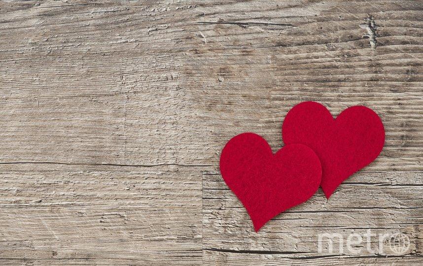 В День всех влюблённых подарите валентинку тому, к кому относитесь с большой симпатией. Фото pixabay.com