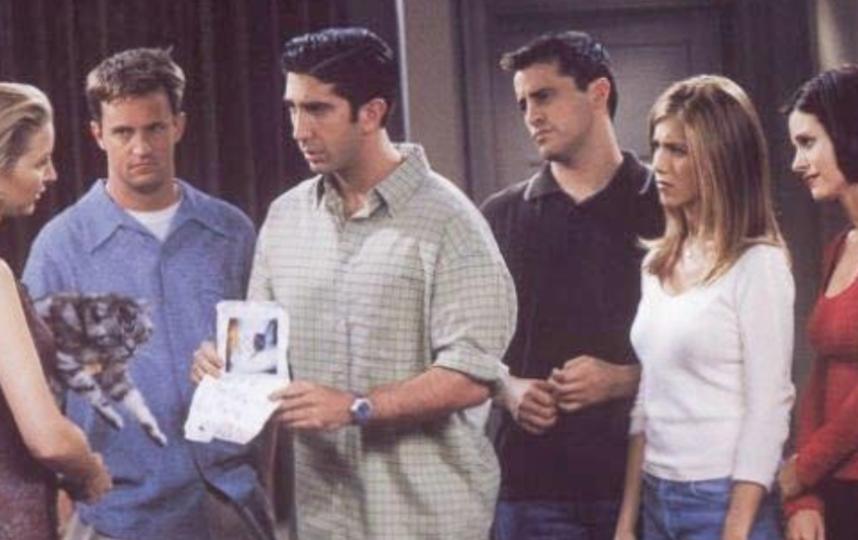 """""""Друзья"""" – один из самых известных сериалов в мире. Фото кадр из сериала"""