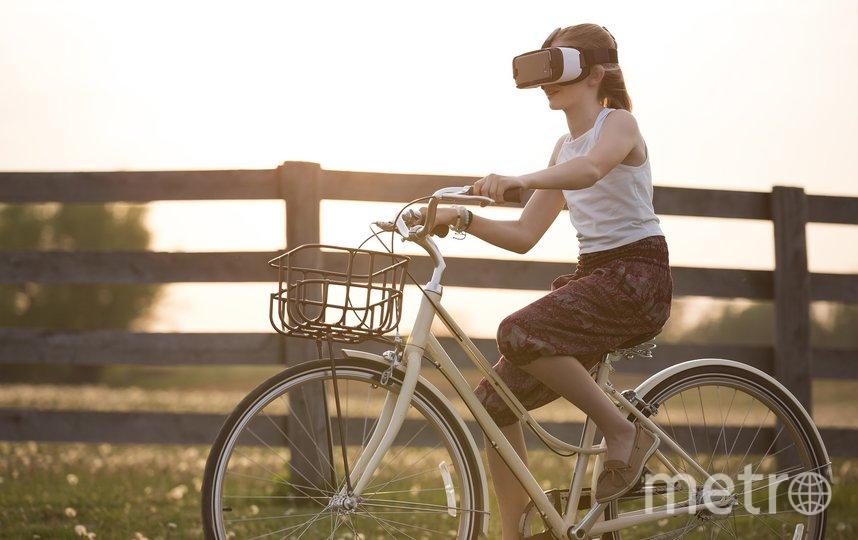 В столице появится парк на основе технологий виртуальной и дополненной реальности (VR и AR соответственно). Фото pixabay.com
