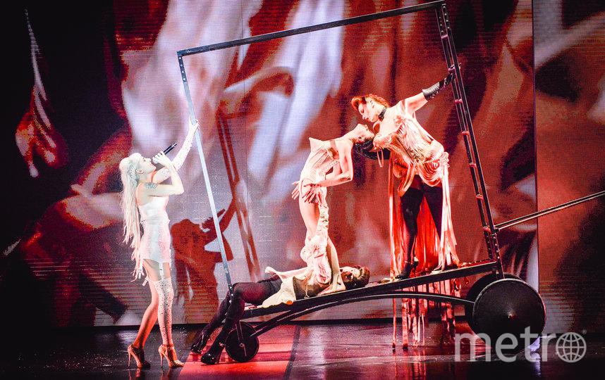В столице проходит шоу Жана-Поля Готье Fashion Freak Show. Фото Игорь Червяков, Предоставлено организаторами