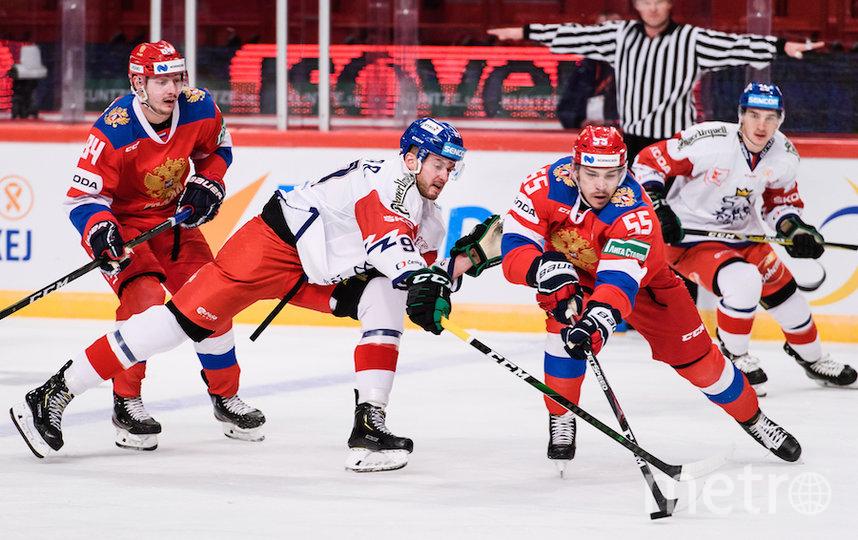 По словам Кудашова, к обидному проигрышу чехам привели детские ошибки. Фото AFP