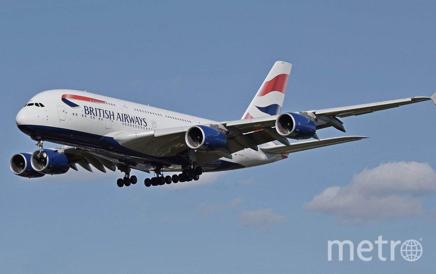 Пассажирский самолёт авиакомпании British Airways долетел из Нью-Йорка до Лондона за рекордно короткое время. Фото pixabay.com