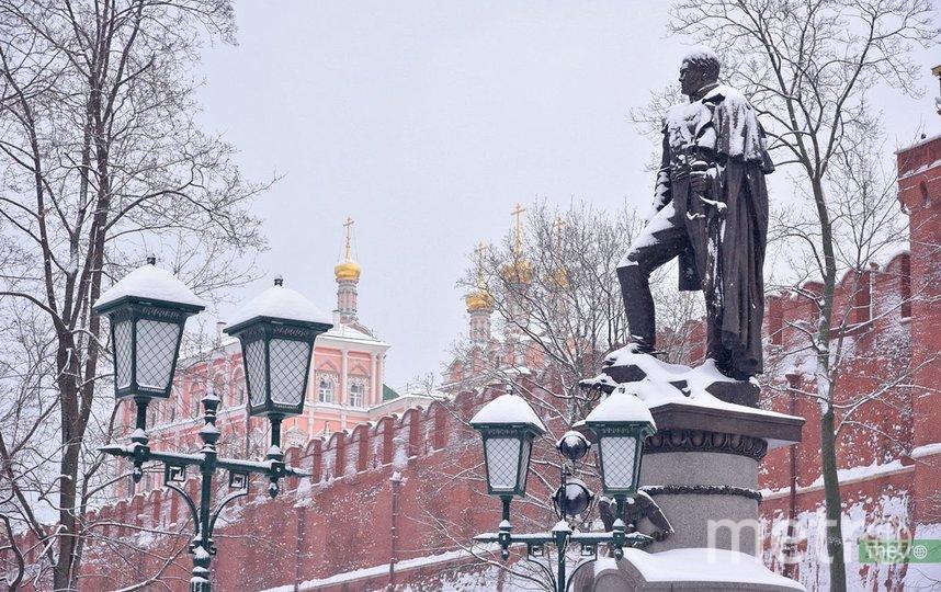 Весенняя погода вернётся в Москву ненадолго. Фото Василий Кузьмичёнок