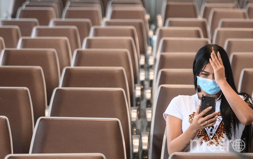 37,5 тысяч человек заражено новым штаммом коронавируса, по данным на 9 февраля. Фото AFP