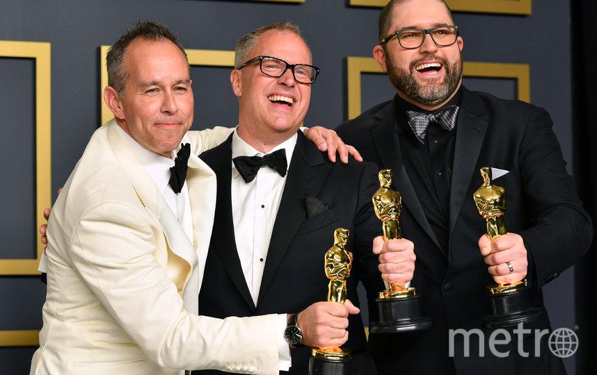 """""""История игрушек 4"""" получил """"Оскар"""" в номинации """"лучший полнометражный мультфильм"""". Фото Getty"""
