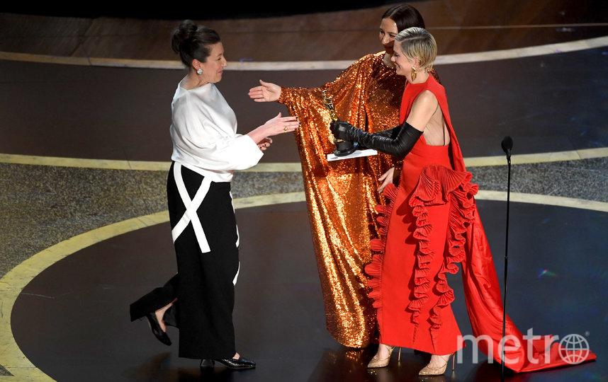 """Лучший дизайн костюмов – """"Маленькие женщины"""". Фото Getty"""