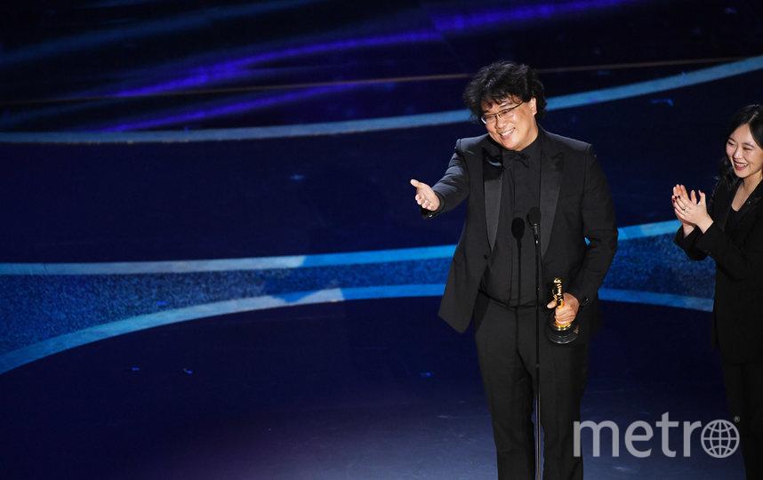 Пон Чжун Хо. Фото Getty