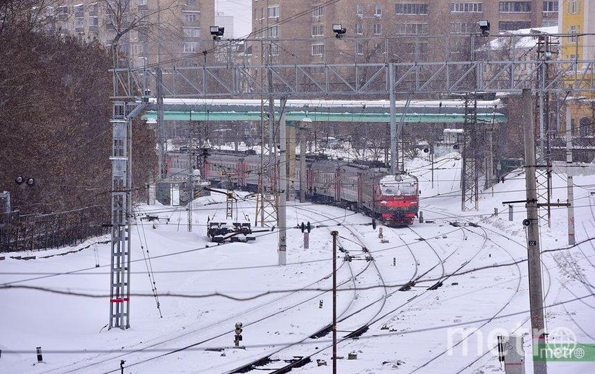 Некоторые пригородные поезда Савёловского направления Московской железной дороги с 11 по 13 февраля будут ходить по другому расписанию. Фото Василий Кузьмичёнок
