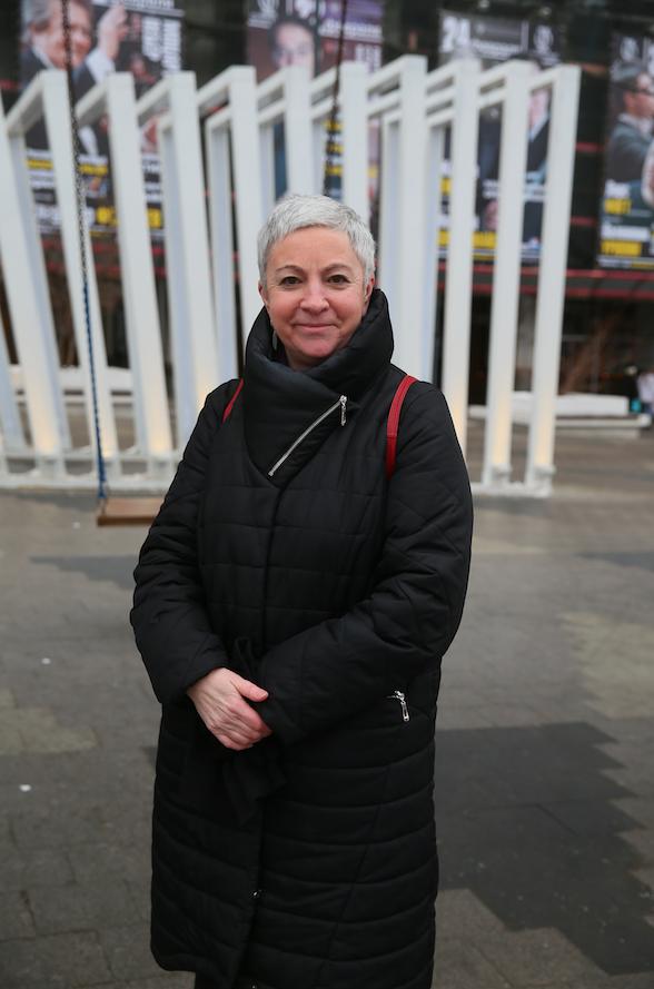 Вера Комарова. Фото Василий Кузьмичёнок