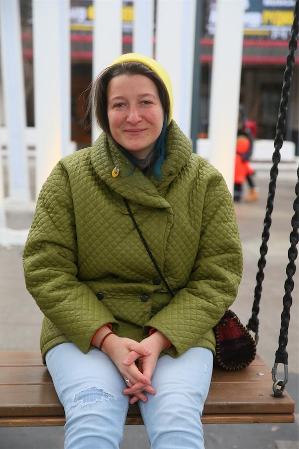 Наталья Величкина. Фото Василий Кузьмичёнок