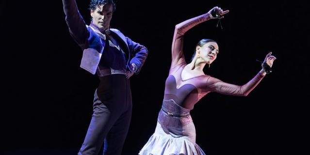 Национальный балет Испании.