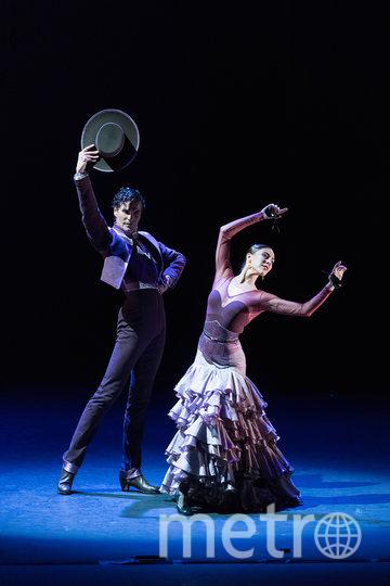 Национальный балет Испании. Фото Предоставлено организаторами