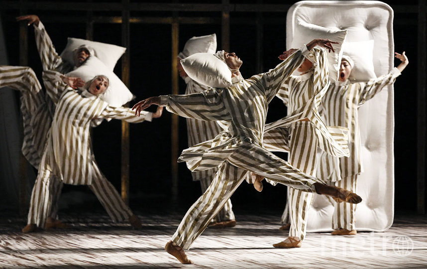 Балет Лейпцига впервые исполнит в России известный сюжет на музыку Чайковского. Фото Предоставлено организаторами