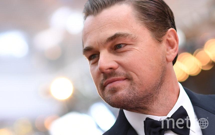 """Леонардо Ди Каприо на 92-й церемонии вручения премии """"Оскар"""". Фото AFP"""