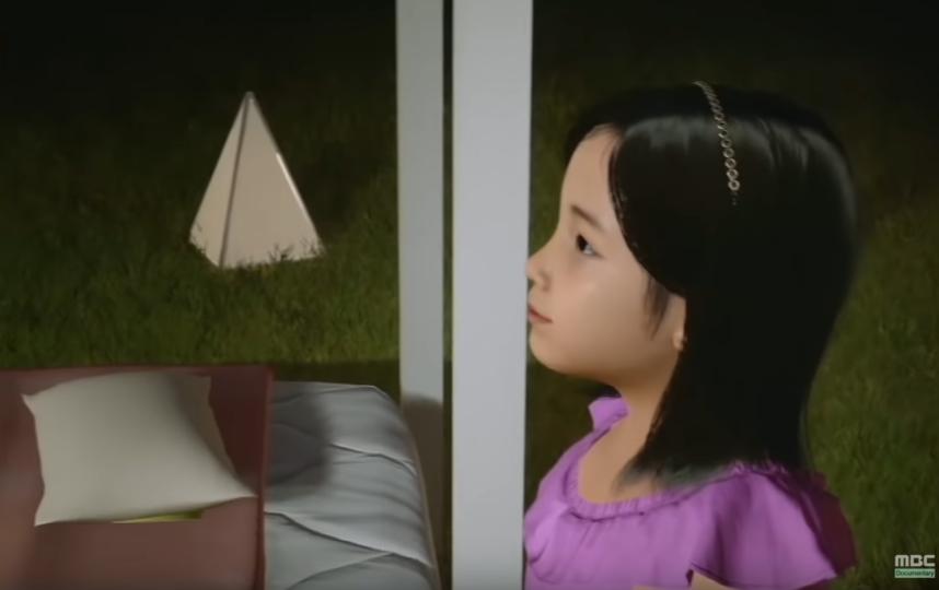 Наён умерла в возрасте 7 лет от редкой болезни. Фото скриншот видео MBCdocumentary, Скриншот Youtube