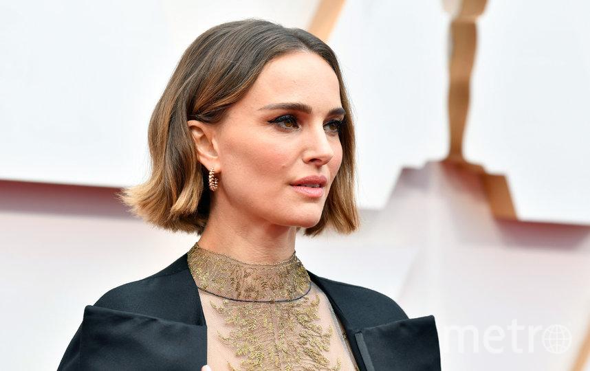 """Натали Портман на церемонии """"Оскар-2020"""". Фото Getty"""